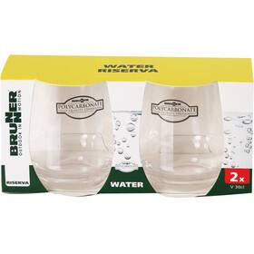 Brunner Riserva Waterglass Set durchsichtig